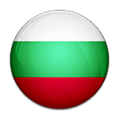 The Bulgaria flag